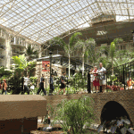 The Gaylord Opryland resort